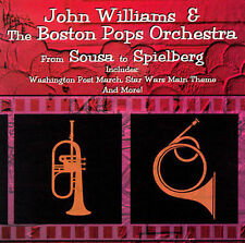 From Sousa to Spielberg 2001 by Boston Pops Orchestra