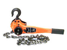 1-1/2 ton Lever Block Chain Hoist Come Along Ratchet type lift pull Hand  ATE