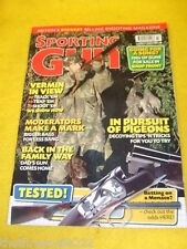 SPORTING GUN - IN PURSUIT OF PIGEONS - MARCH 2008