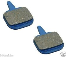 PAIR TEKTRO Mechanical Organic Bike Disc Brake Pads / Marwi Union DBP08