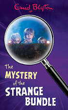 The Mystery of the Strange Bundle, Enid Blyton, New Book