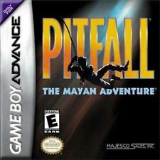 Pitfall: The Mayan Adventure - Game Boy Advance GBA Game