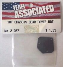 NEW Team Associated #21077 18T Chassis Gear Cover 55T RC18T