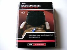 Vivitar Shiatsu Massage Cushion With Heat PM-V004 #1521015 New in Box