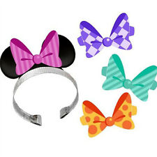 MINNIE MOUSE Bow-Tique EARS HEADBANDS (4) ~ Birthday Party Supplies Favors Pink
