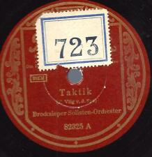 Brocksieper Solisten Orchester swingt in Berlin 1943 : Romanze + Taktik