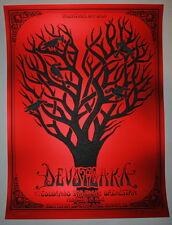 EMEK Devotchka Denver Concert Tour Poster Print 2012 Signed Numbered Art