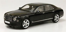 KYOSHO 1/18 BENTLEY MULSANNE SPEED 2014 ONYX BLACK - 8910NXBK