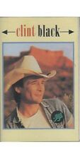Clint Black ~ Clint Black ~ Country ~ Cassette ~ Good
