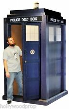 DR DOCTOR WHO 3D THE TARDIS STANDUP STANDEE CUTOUT TELEPHONE POLICE BOX BOOTH