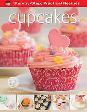 Step-by-Step Practical Recipes: Cupcakes by Flame Tree Publishing (Paperback,...