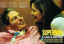 Coupure de Presse Clipping 1996 (6 pages) Superman Christopher Reeve