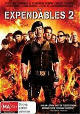 THE EXPENDABLES 2 : NEW DVD