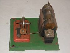 BING / FRANKE ? - VINTAGE DAMPFMASCHINE - TINTOY STEAM ENGINE