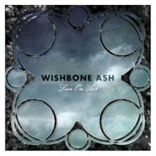 Wishbone Ash Live On Air CD NEW SEALED 2010