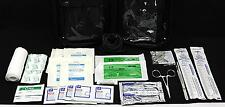 Survival/Suture Kit w/ Instruments 40/pcs Emergency Wound Care Trauma SK3