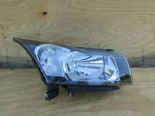 11 12 13 14 15 CHEVROLET CRUZE Headlight Head Lamp OEM