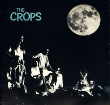 THE CROPS self titled s/t same ATR 1103 usa atomic theory 1988 LP PS EX-/EX