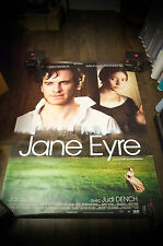 JANE EYRE 4x6 ft Bus Shelter D/S Movie Poster Original 2011