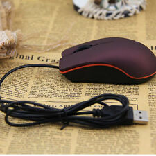 Wired USB Gaming Mouse usbreceiver Cute Optical Mice For Lenovo M20 Computer New