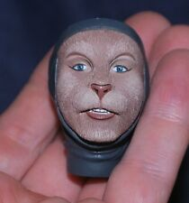 """Cat Girl Head for 1/6 scale 12"""" Action Figure Man.Dragon, BBI. CY CG Female (dw)"""