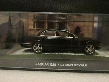 JAMES BOND CARS COLLECTION 041 JAGUAR XJ8 CASINO ROYALE