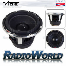 "Vibe cven 12 ""SUB CAISSON BASSES VOITURE AUDIO 2100W 2ohm à double bobine bass SQL"