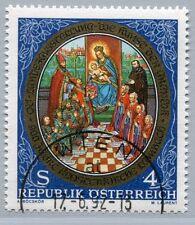 """Austria Austria 1957 OÖ paese esposizione """"Arte della Grafica"""", Lambach 1988"""