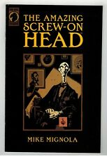 THE AMAZING SCREW-ON HEAD #1 - STORY, ART & COVER by MIKE MIGNOLA - 2002