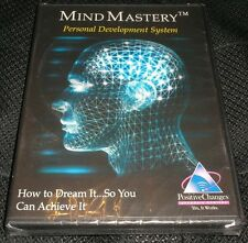 Mind Mastery Self-Hypnosis Audio CD How To Dream It So You Can Achieve It NEW!