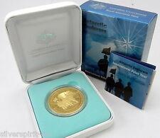 2009 $5 POLAR SERIES EXPLORERS GOLD PLATED Silver Coin