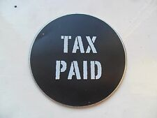 Classic Magnetic Tax Disc Holder