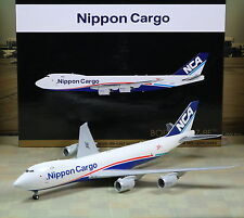 "Gemini Jets NCA Nippon Cargo B747-8F ""Sold Out"" 1/200"