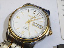 Tissot 1853  automatic 21j mens wrist watch with box & papers