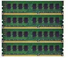 NEW 16GB (4x4GB) Memory ECC Unbuffered For Dell Precision T3500 DDR3-1333MHz