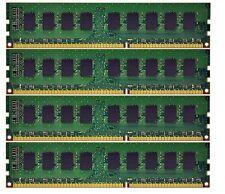 NEW 16GB (4x4GB) Memory ECC Unbuffered For Dell Precision T3500 DDR3-1333MHz
