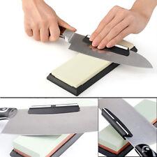 Knife Sharpener Best Angle Guide Sharpening Stone Grinder Tool Durable Useful