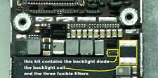 backlight repair kit for apple iphone6 (full kit guide available please ask)