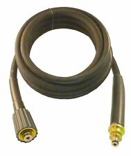 6 Meter Heavy Duty Pressure Washer Replacement Hose For Karcher K Series C Clip