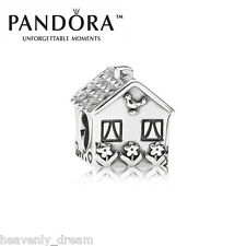 New Genuine Pandora Silver Home Sweet Home Charm 791267