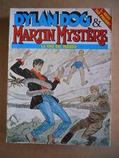 DYLAN DOG & Martin Mystere La Fine del Mondo Edizione Bonelli  [G363]* discreto