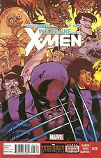 Wolverine And The X- Men #28 (NM)`13 Aaron/ Perez