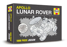 APOLLO LUNAR ROVER (SPACE) - HAYNES 1000 PIECE JIGSAW puzzle (New & sealed)