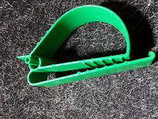 GLOVE GUARD UTILITY CATCHER CLIP for BELT great design FOR WORK GREEN COLOR