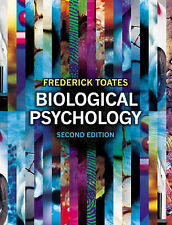 Biological Psychology: AND  Health Psychology, an Introduction by Frederick...