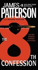 Women's Murder Club: The 8th Confession 8 by James Patterson and Maxine...