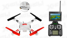 WL Toys V686G 5.8g FPV Headless Mode 4ch RC Quadcopter Drone w/ HD Camera 4GB SD