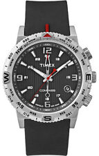 Timex Intelligent Quartz Adventure Series Compass Watch T2P285