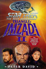 Imzadi: Triangle No.2 (Star Trek: The Next Generation) Peter David Very Good Boo