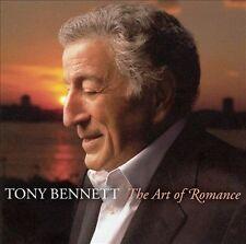 The Art of Romance Tony Bennett MUSIC CD